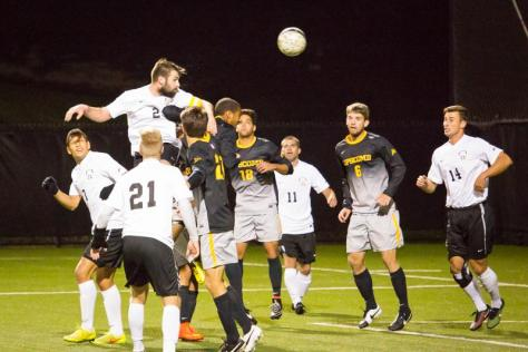 Norse draw in sixth overtime of season