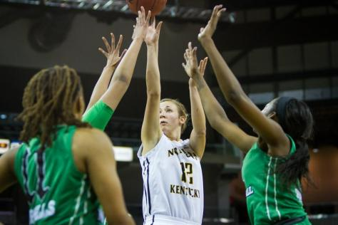 NKU women end strong season with loss in WBI