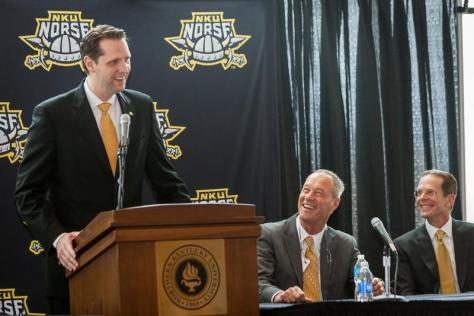 Brannen officially announced as next NKU men's basketball head coach
