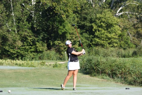Women's golf falls just short in Horizon League tournament