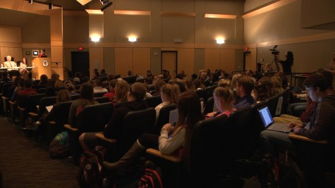 WATCH: SGA Town Hall
