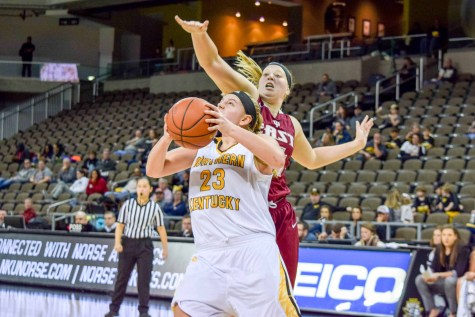Strong second quarter propels Milwaukee past NKU