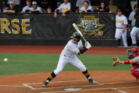 Norse fall to Camels in first series of the season