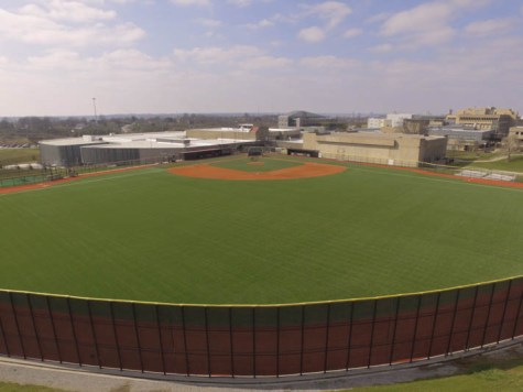 WATCH: New season, new field: turf outfield to benefit future Norse