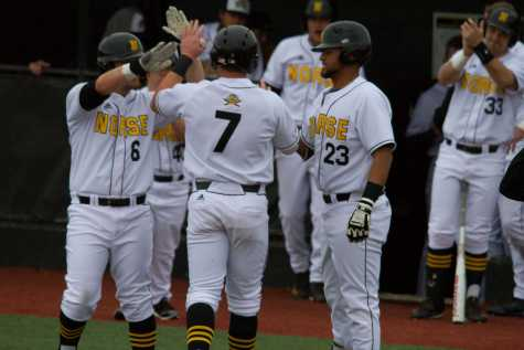 UPDATE: Norse complete sweep of Panthers