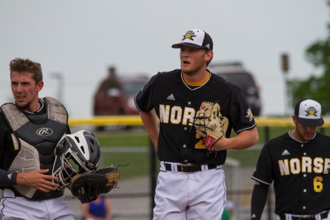 Norse fall to Wright State