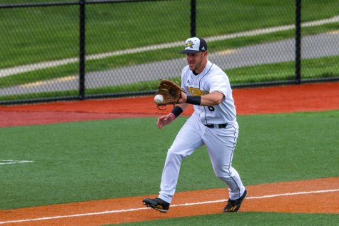 Norse baseball splits series with Western Illinois