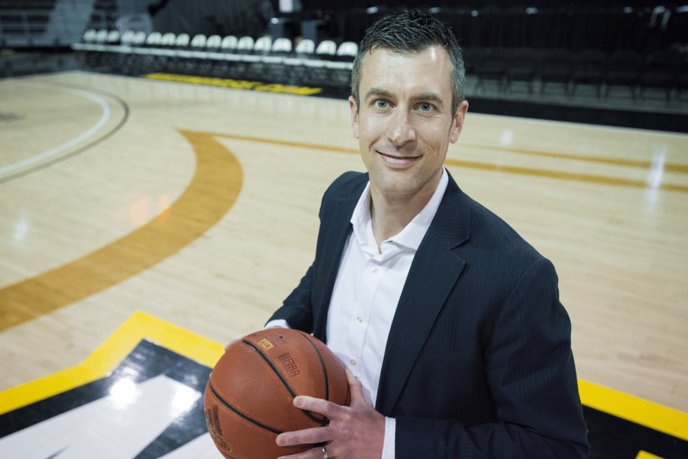 Joe Cobbs is an associate professor at NKU who teaches sport business.  Recently, he was a guest on episode 17 of