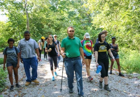 Hiking club merges outdoor spaces and community