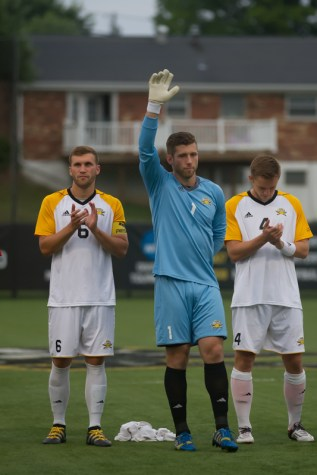 Barkei wins Horizon League Defensive Player of the Week after shutout at CSU