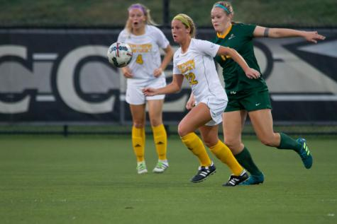 Women's soccer to play IUPUI in semi-final match
