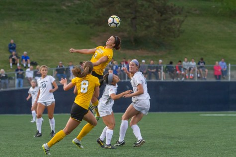 Norse can't hold second half lead, fall to Austin Peay