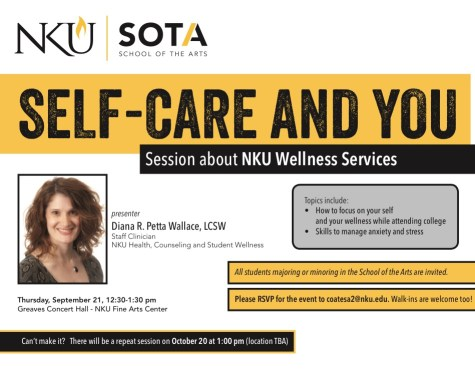 SOTA Wellness Session:Self-Care and You