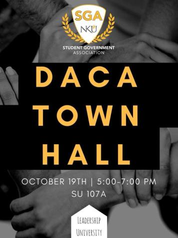 SGA to host immigration town hall, vote on DACA resolution