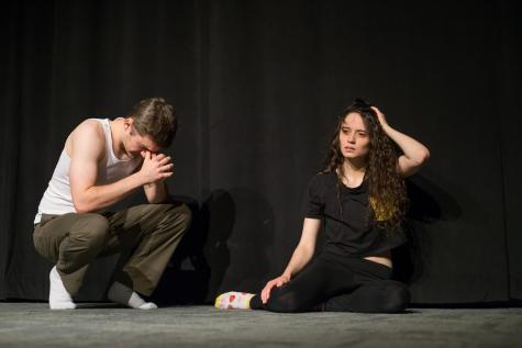 'Color of the Leaves': Student overcomes adversity through playwriting
