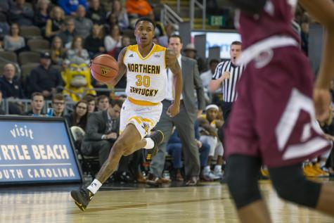 NKU_Men's_Basketball_vs_Stetson_Kody_02-27-2014_1098_Northerner