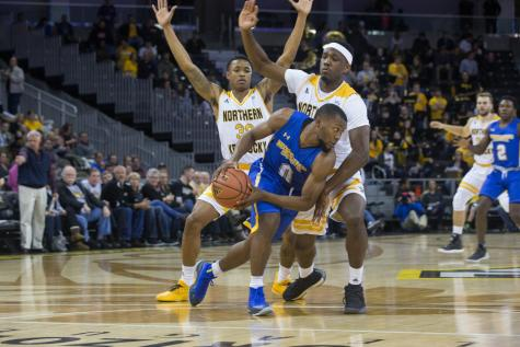 Norse comeback attempt falls short in Horizon League tournament
