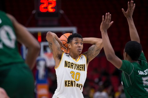 Preview: Norse set to battle Louisville in first round of the NIT