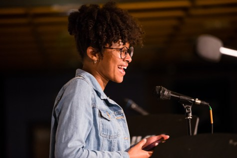 More than a mic: Slam poetry at NKU