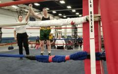 NKU's unknown champion: Perce takes home boxing title