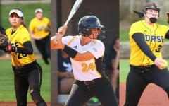 Softball rookies make the switch from varsity to collegiate play