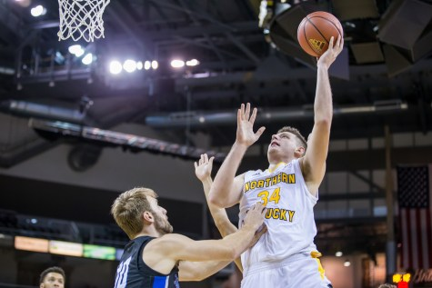 NKU basketball player suspended indefinitely after DUI arrest