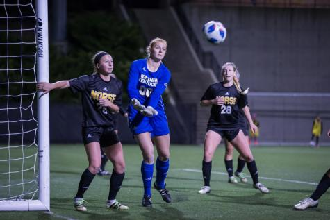 Tuesday's Women's soccer match changes venue