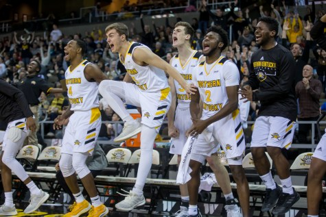 GALLERY: Late rally falls short as Norse beaten by Green Bay