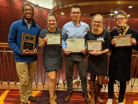 Honors group inducts fellows