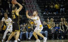 NKU men's basketball fumble against UIC, 69-67