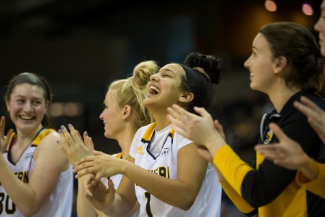 Women's basketball bounce back against Lipscomb