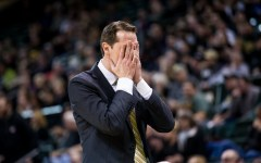NKU men's basketball team falls to Wright State 81-77