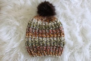 The Hurdle Stitch Hat