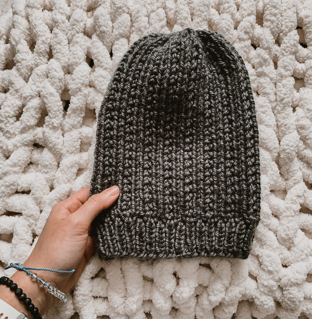 Stonemill knitted hat pattern
