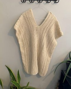 Read more about the article Beach Cover Up Crochet Pattern
