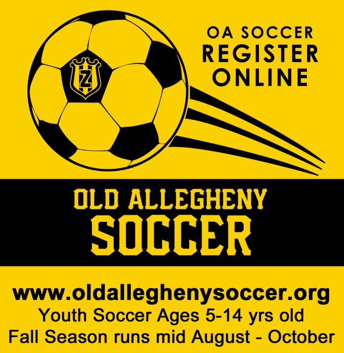 old allegheny soccer