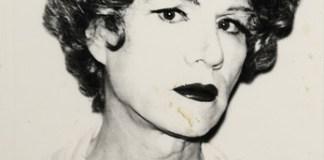Andy Warhol, Small Acetate (Self-Portrait in Drag), 1980, The Andy Warhol Museum, Pittsburgh; © The Andy Warhol Foundation for the Visual Arts, Inc.