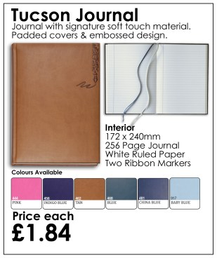 Tucson Journal Sale with Border