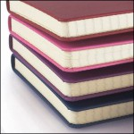 Rounded Edges on Tucson Ivory Corporate Diaries From The Notebook Warehouse.