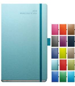 Corporate Diary range called Tucson Ivory from The Notebook Warehouse