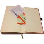 Image showing Envelope Pocket in Tucson Branded Notebooks