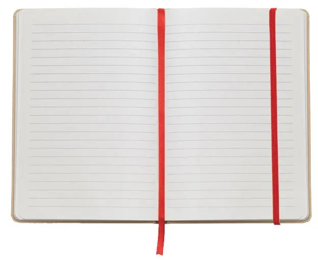 Broadstairs A5 Eco Branded Notebooks with Ruled Pages from The Notebook Warehouse