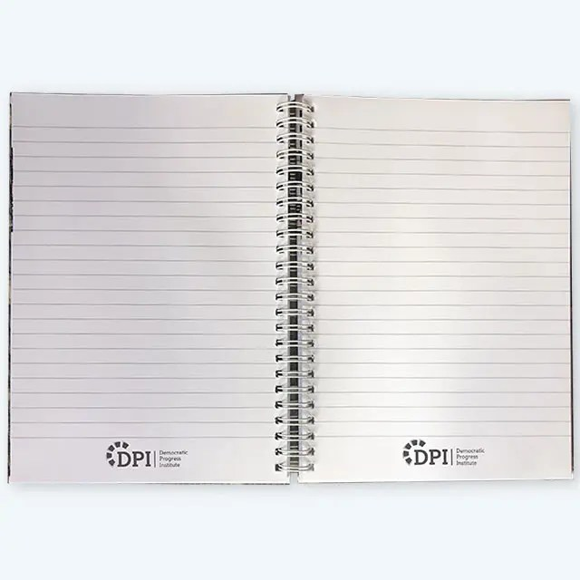 Branded Logo Notebooks with logo notebook pages from The Notebook Warehouse