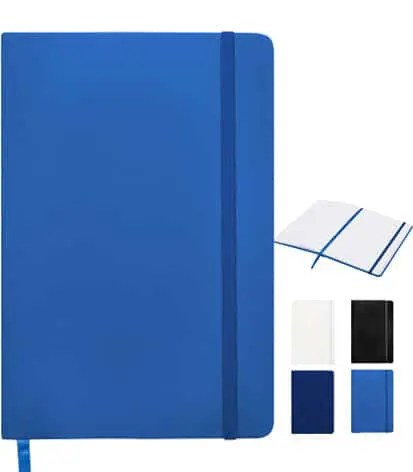 Spectrum Dotted Branded Notebooks Range from The Notebook Warehouse