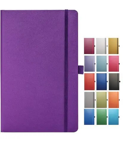 Image showing Matra Branded Notebooks with full colour range from The Notebook Warehouse