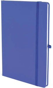 Image showing Royal Blue Mole Promotional Notebooks