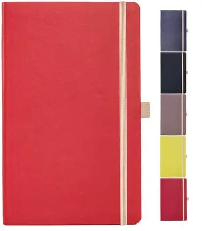 Image showing Appeel Eco Branded Notebooks colours available from The Notebook Warehouse