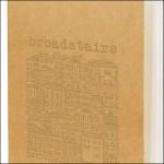 Blind Embossed logo on Broadstairs Eco Friendly Branded Notebooks