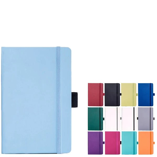 Image showing Matra Branded Pocket Notebooks from The Notebook Warehouse, available in 13 Colours.