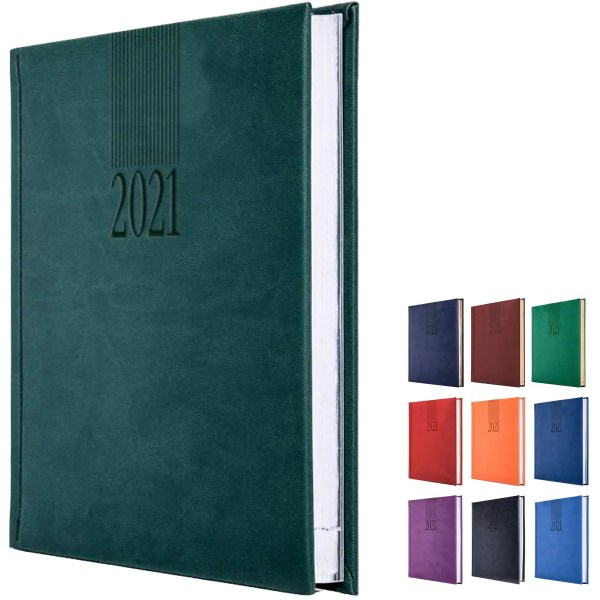 Tucson A5 Branded Diaries, one of the best loved Branded Diaries available in 10 Colours